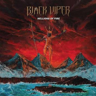Hellions Of Fire (Bonv) (Red) (Ylw) (Uk)