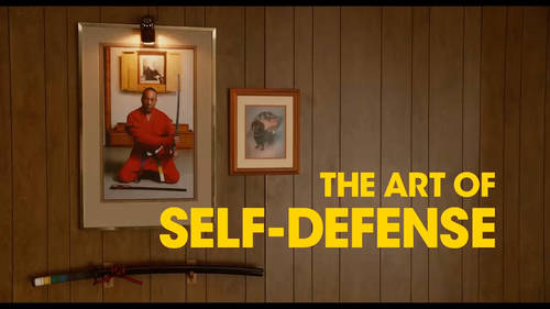 The Art of Self-Defense [Movie]