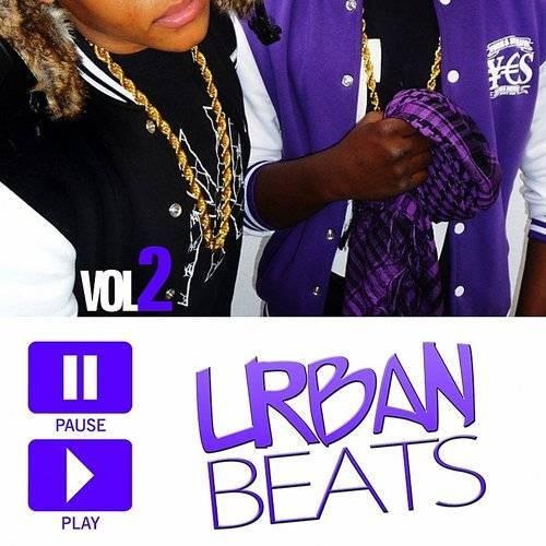 Urban Hip Hop Beats, Vol. 2 (Instrumental, Rap, Rnb, Dirty South, Hot Beat, Hip Hop)