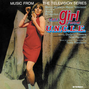 Music From The Television Series The Girl From U.N.C.L.E.