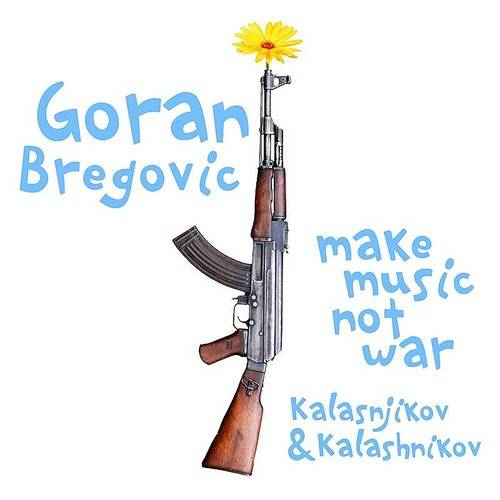 Make Music Not War: Kalasnikov & Kalashnikov