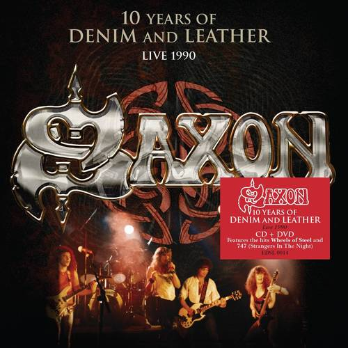 10 Years Of Denim & Leather: Live At Nottingham Rock City, 1989 [Import]