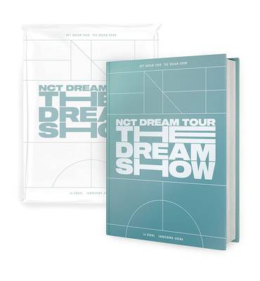 NCT Dream Tour: The Dream Show (incl. 184pg Photobook, 2 CD LiveAlbum, Lyric Book + Photocard) [Import]