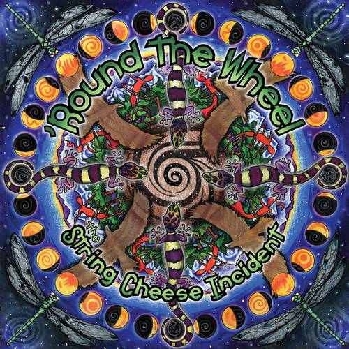 The String Cheese Incident - 'Round The Wheel
