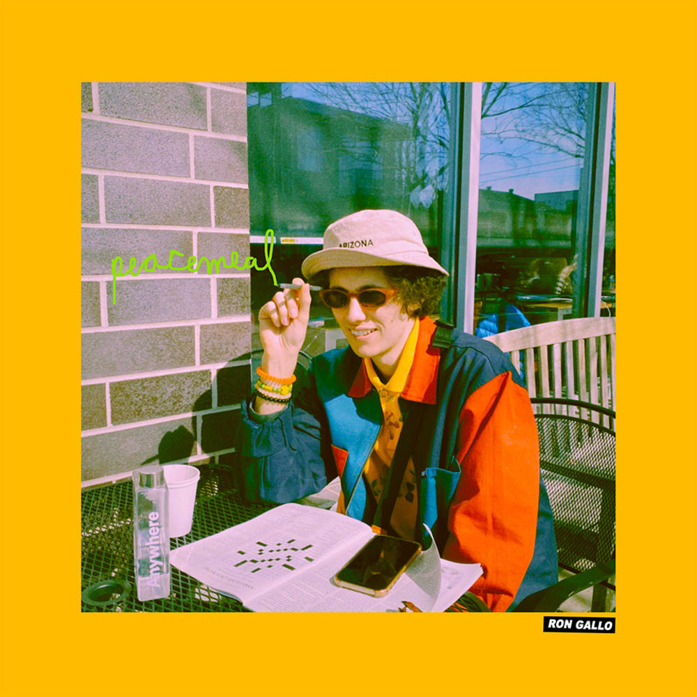 Ron Gallo - Peacemeal [Green LP]