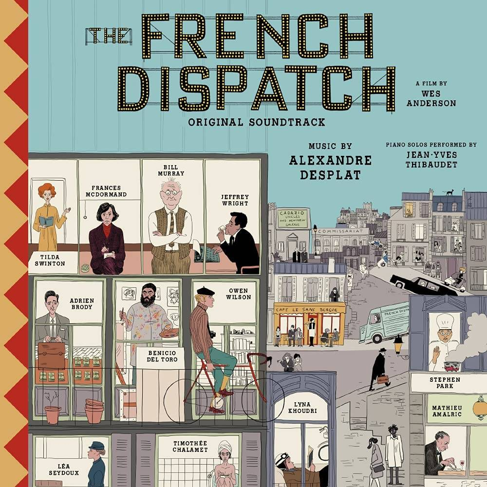 Various Artists - The French Dispatch (Original Soundtrack)