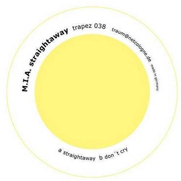 Straightaway (Single)