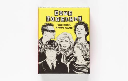 Game - Rock Band Come Together