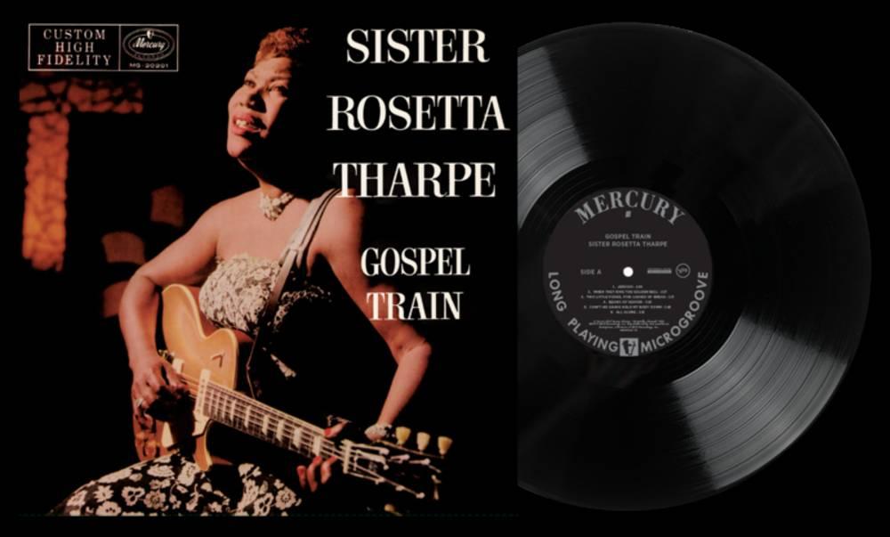 Sister Tharpe  Rosetta - Gospel Train [Vinyl Me, Please Edition LP]