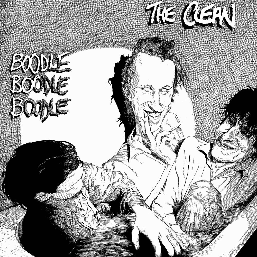 The Clean - Boodle Boodle Boodle EP: Reissue [Indie Exclusive Limited Edition Peak Vinyl 12in]