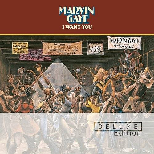 I Want You  [Import Limited Edition White LP]
