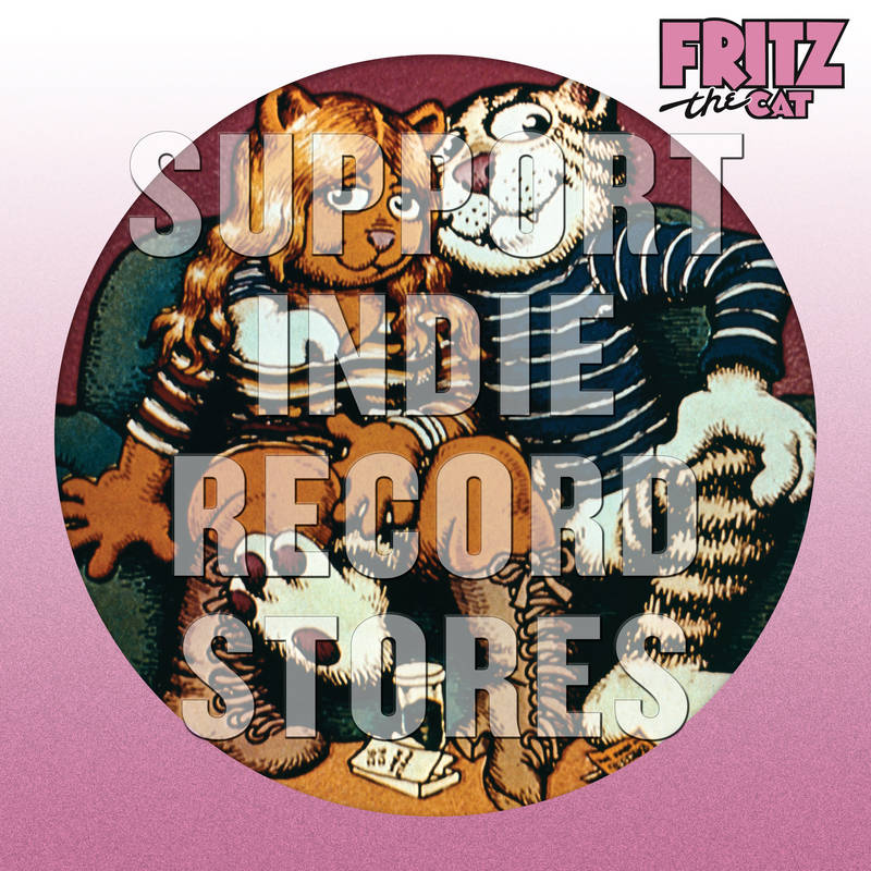 Various Artists Fritz the Cat (Original Soundtrack Recording)