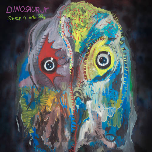 Dinosaur Jr. - Sweep It Into Space (Translucent Purple Ripple Vinyl)