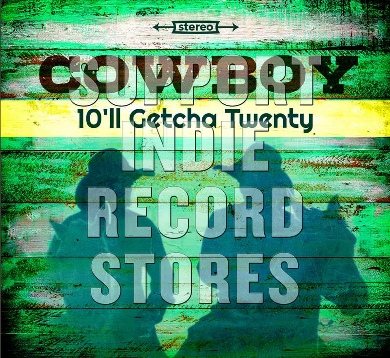 Cowboy 10'll Getcha Twenty