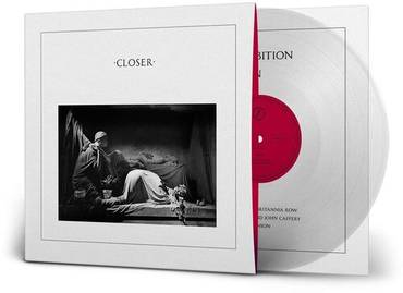 Closer: 40th Anniversary Limited Crystal Clear Edition [LP]
