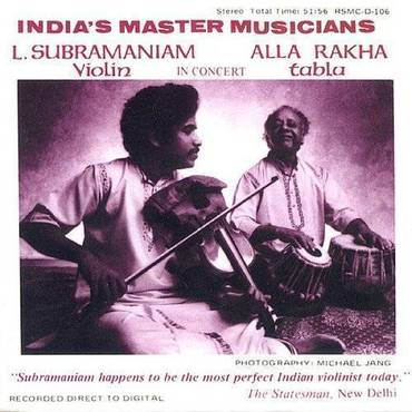India's Master Musicians-In Co