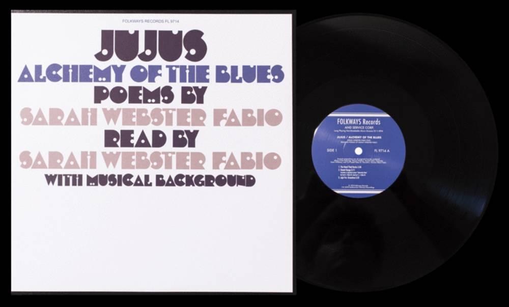 Sarah Fabio  Webster - Jujus/Alchemy Of The Blues [Vinyl Me, Please Edition LP]