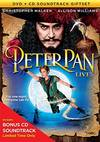 Peter Pan LIVE! [Gift Set w/CD]