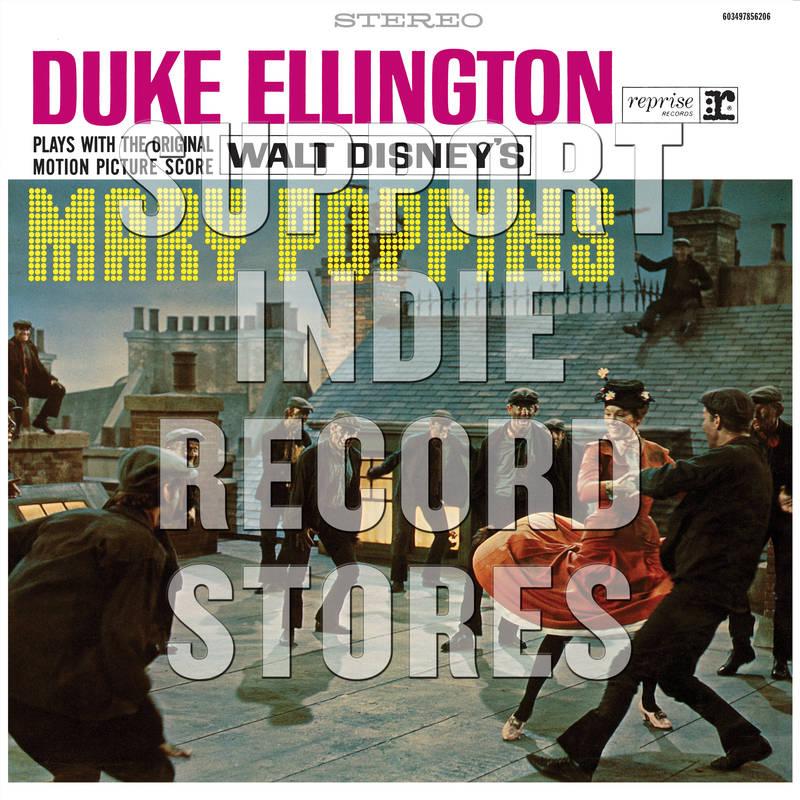 Duke Ellington Duke Ellington Plays With The Original Motion Picture Score Mary Poppins