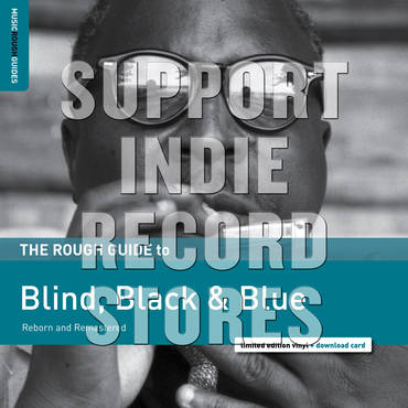 Rough Guide To Blind, Black & Blue [RSD 2019]