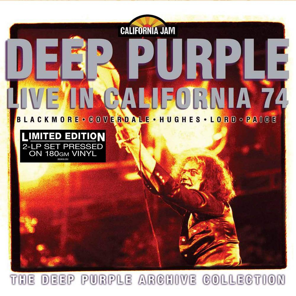 Deep Purple - Cal Jam - Live In California '74 [Limited Edition 2 LP]