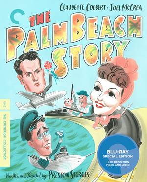 The Palm Beach Story [Movie]