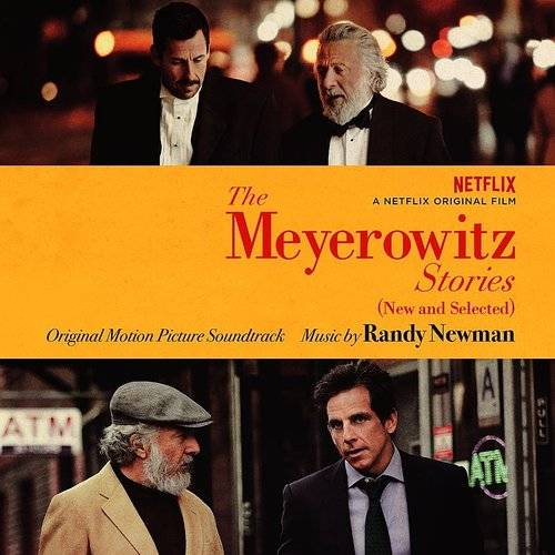 The Meyerowitz Stories (Netflix Original) [Soundtrack]