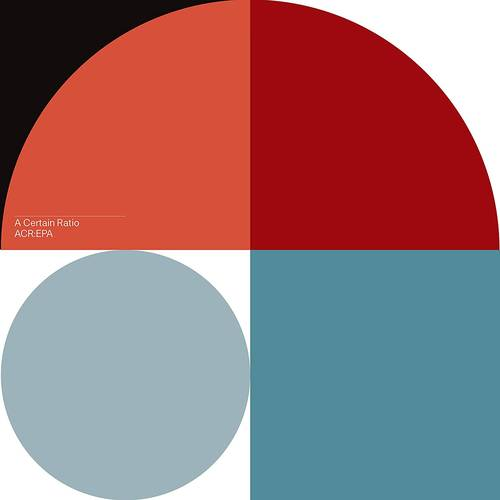 A Certain Ratio - ACR:EPA EP [Limited Edition Valentine Red Vinyl]