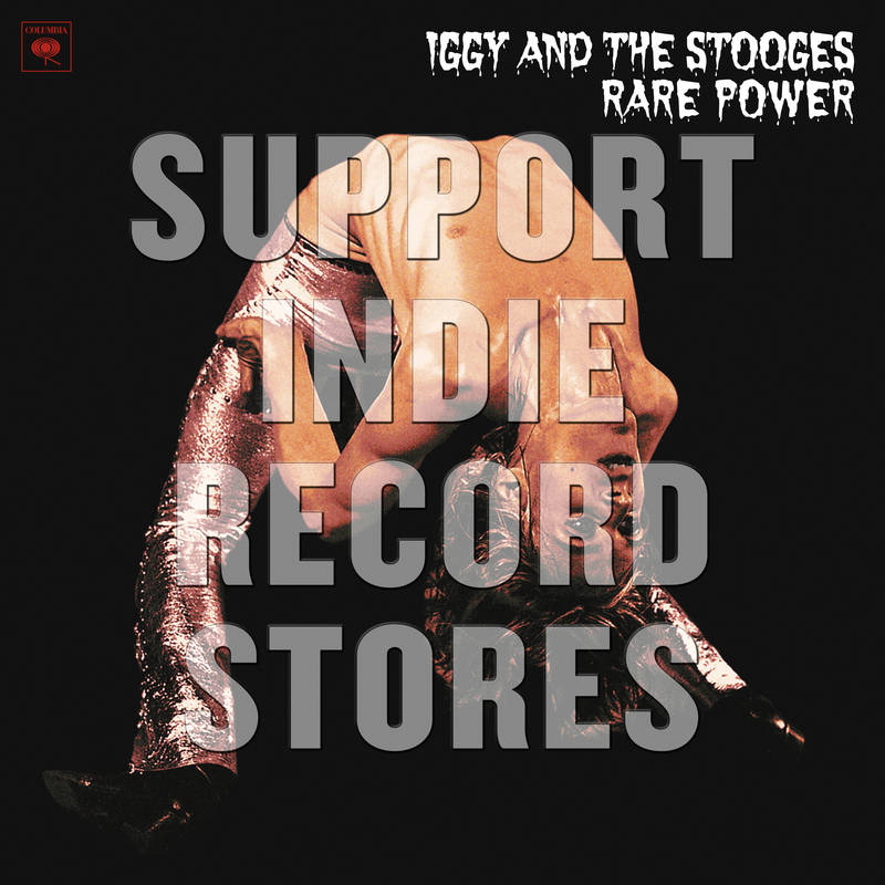 Iggy & The Stooges Rare Power