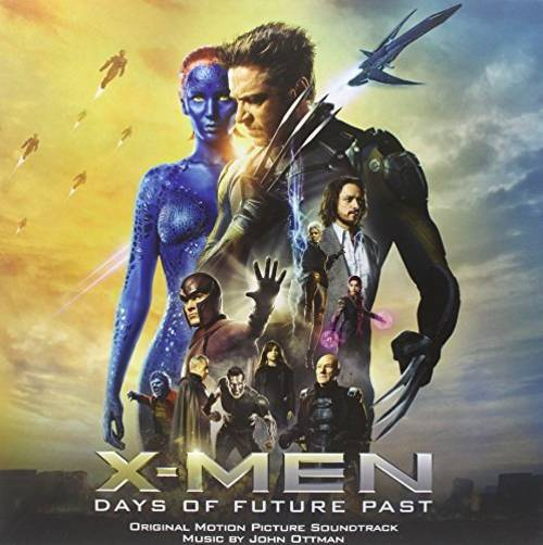 X-Men: Days Of Future Past [Limited Edition LP Soundtrack]