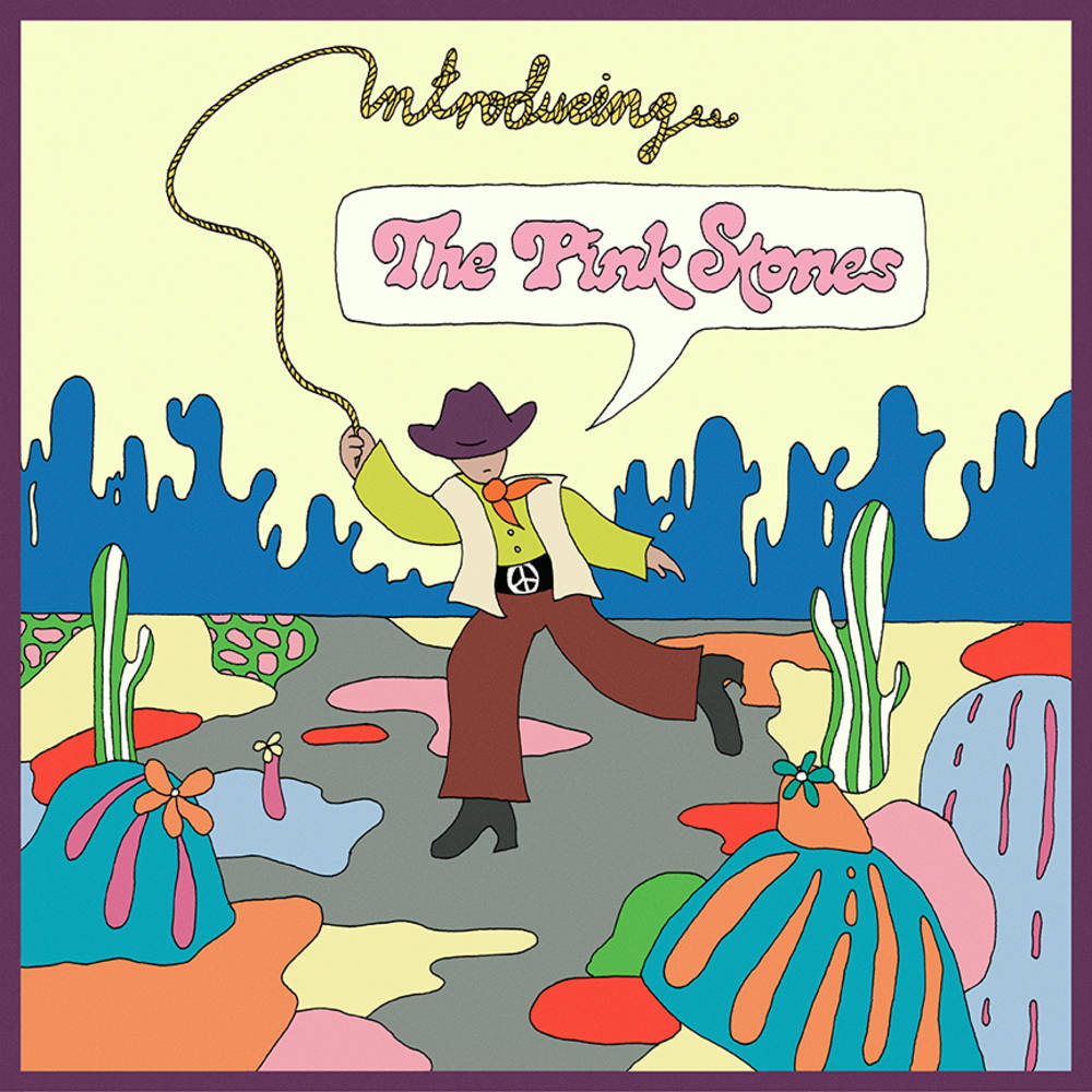 The Pink Stones - Introducing...The Pink Stones [LP]