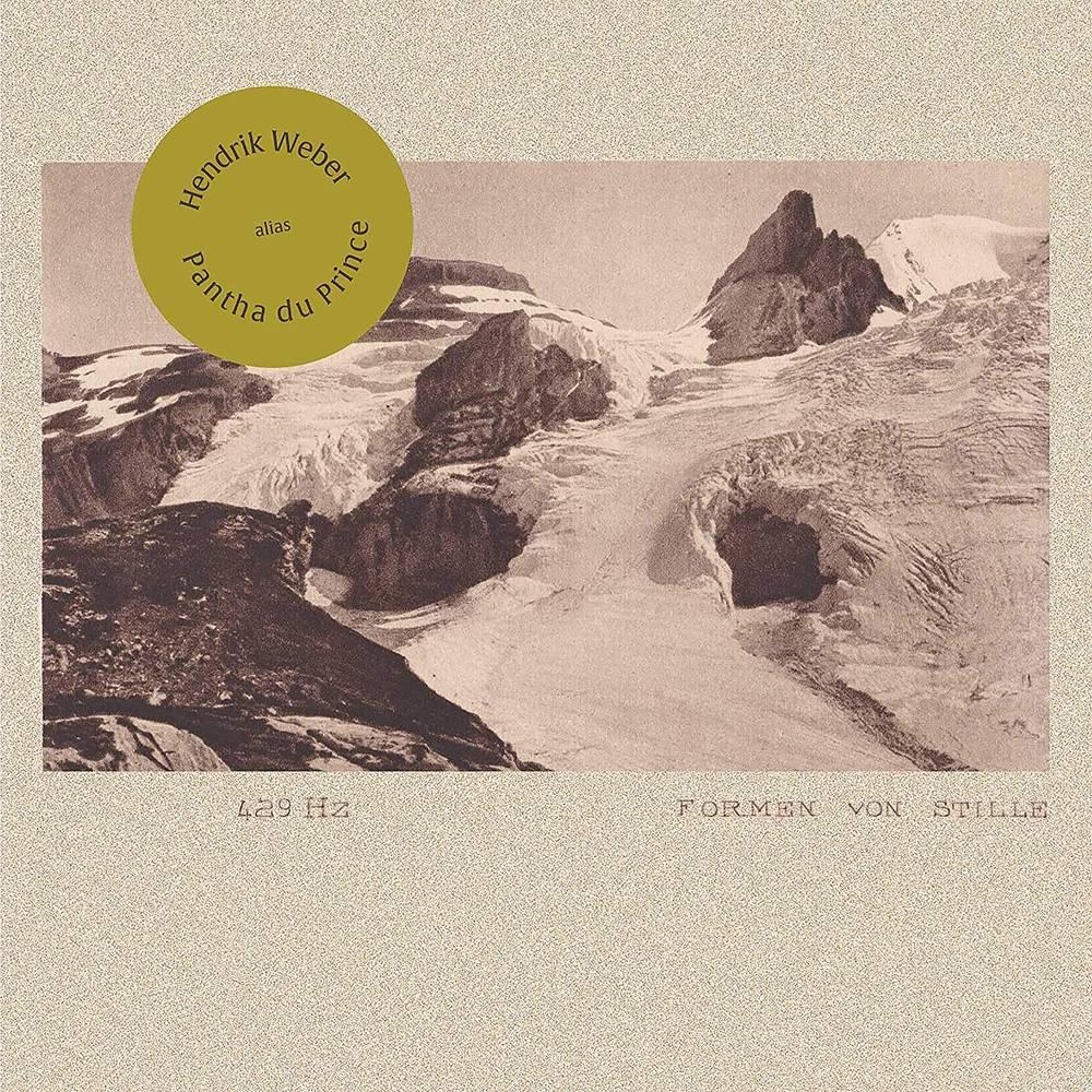 Hendrik Weber - 429 Hz Formen Von Stille [LP]