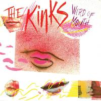 The Kinks - Word Of Mouth [Limited Edition 180 Gram Red Audiophile LP]