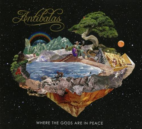 Where The Gods Are In Peace [LP]