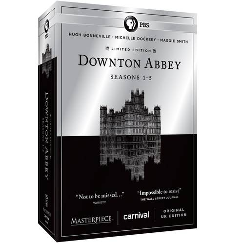 Masterpiece Classic: Downton Abbey: Seasons 1-5