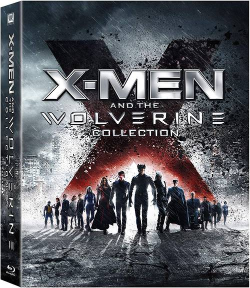 X-Men & The Wolverine Collection