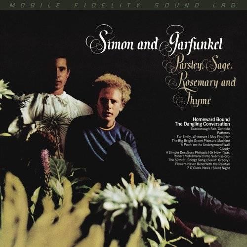Simon & Garfunkel - Parsley Sage Rosemary & Thyme | Waterloo