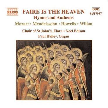 Faire Is The Heaven / Various