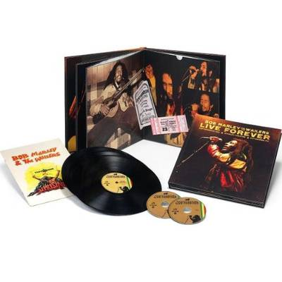 Bob Marley & The Wailers - Live Forever: The Stanley Theatre, Pittsburgh, PA, September 23, 1980 [2CD / 3LP] [Super Deluxe Edition]