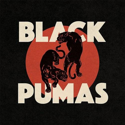 Black Pumas [Limited Color LP]