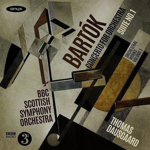 Bartok: Orchestral Works Vol.1 - Concerto For Orch