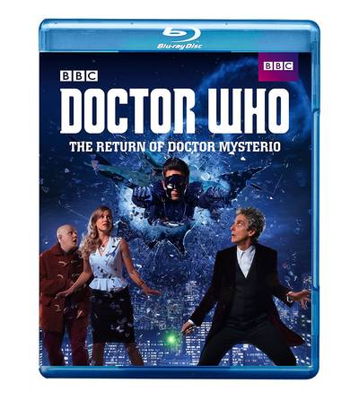 Doctor Who [TV Series] - Doctor Who: The Return Of Doctor Mysterio