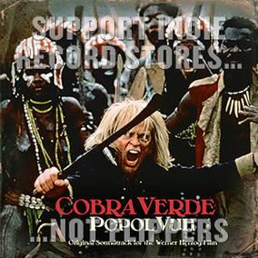 Cobra Verde (Original 1987 Motion Picture Soundtrack)