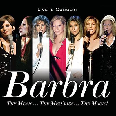 Barbra Streisand - The Music...The Mem'ries...The Magic! [2CD]