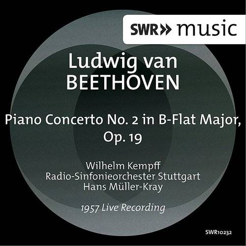 Beethoven: Piano Concerto No. 2 In B-Flat Major, Op. 19 (Live)
