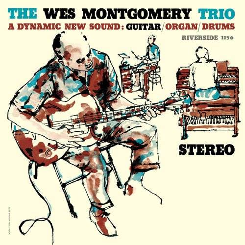 The Wes Montgomery Trio [LP]