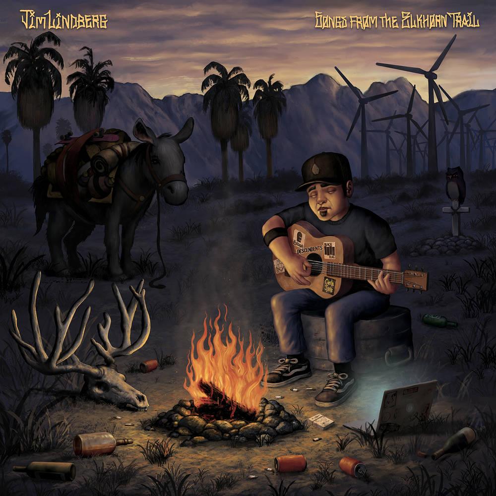 Jim Lindberg - Songs from The Elkhorn Trail