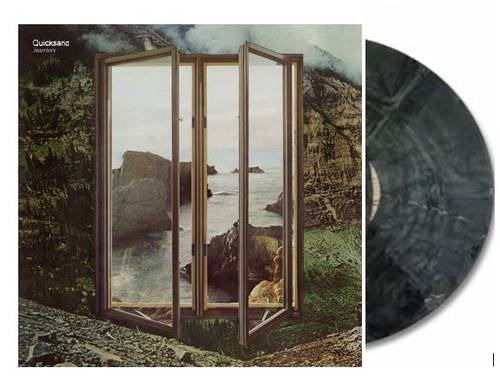 Interiors [Indie Exclusive Limited Edition Clear with Black Smoke LP]