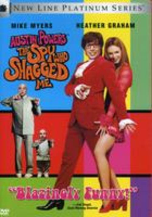 Austin Powers-Spy Who Shagged Me