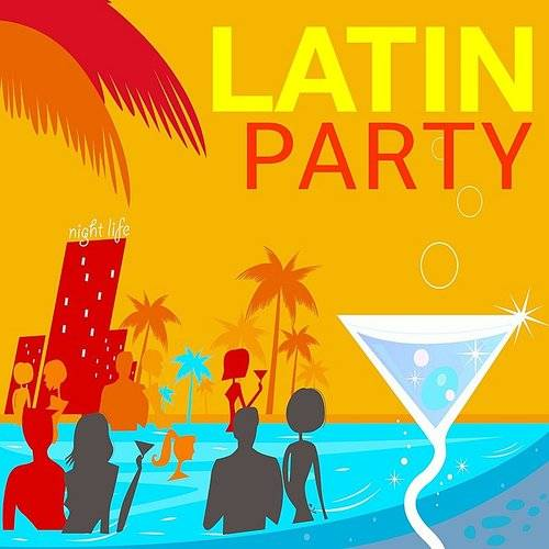 Latin Party - Bossa Nova & Jazz Music 2016 Collection, Latin Ballroom And Brazilian Samba, Hot Summer Nights